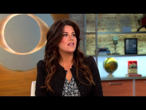 Monica Lewinsky on cyberbullying campaign
