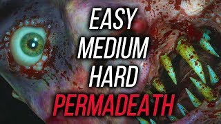 Should Video Games Always Offer PERMADEATH Difficulty?