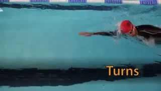 Triathlon Swimming Skills - Turns