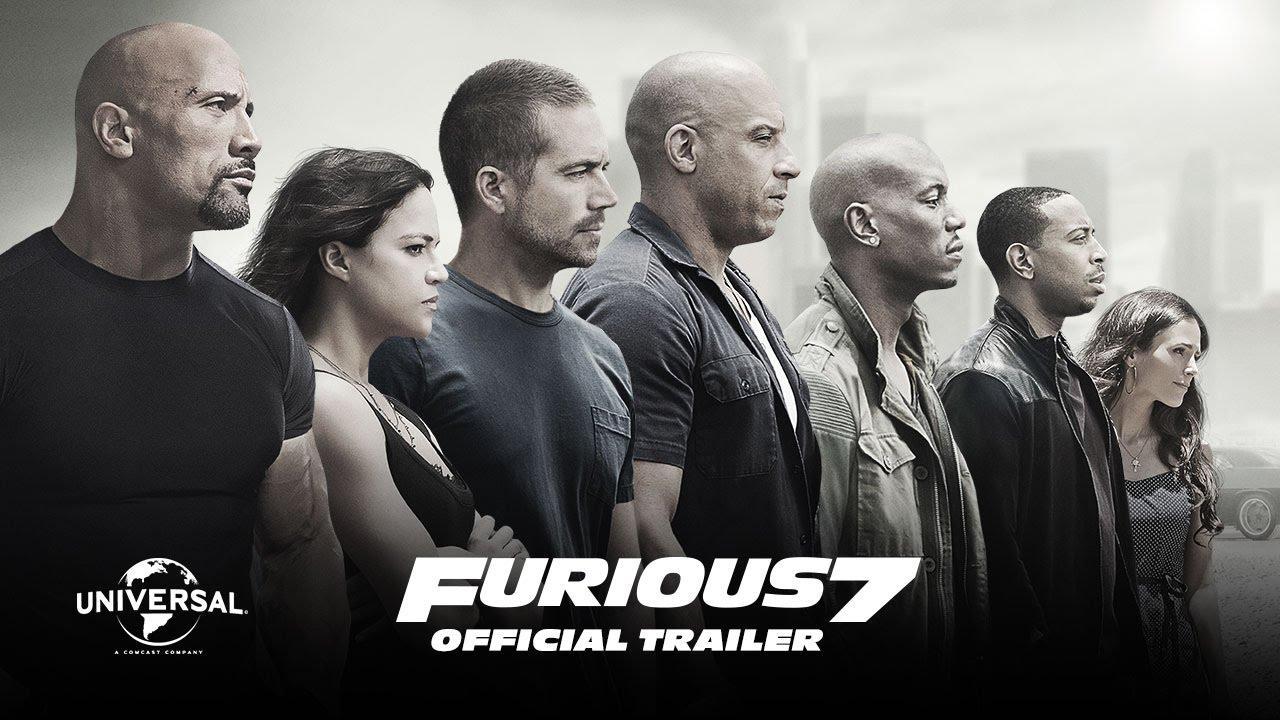And Furious Actress Fast 7
