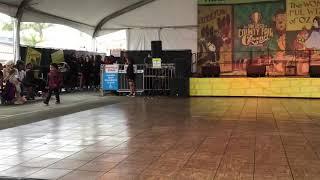 Somethin Creative Stepping at the 2019 Del Mar Fair