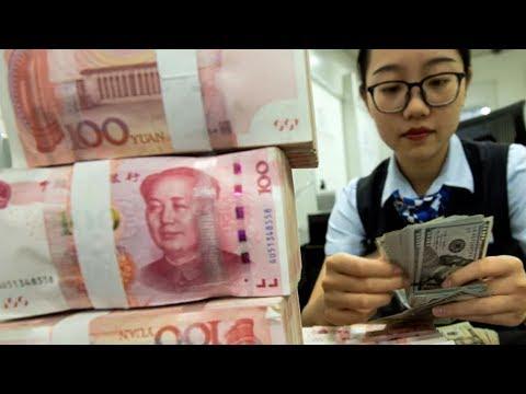 Trump calls China a 'currency manipulator'