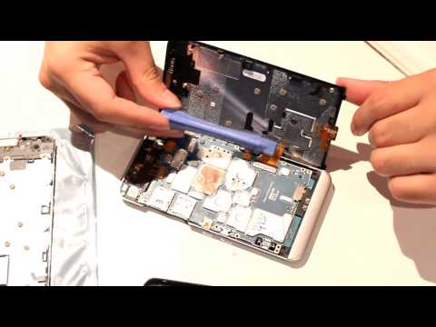 How to Replace a BlackBerry Z30 Screen