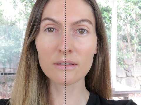 How to conceal under eye dark circles naturally | Green Beauty