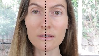 How to conceal under eye dark circles naturally   Green Beauty