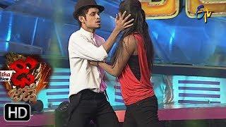 Pandu and Vindhya | Performance | Dhee Jodi | 31st  May 2017 | ETV Telugu