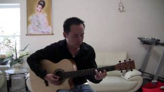Tinh Le Dem Buon Guitar (cover)