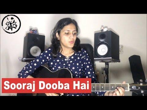 Sooraj Dooba Hai Easy Guitar Lesson   Simple Lesson   Arijit Singh (ROY)