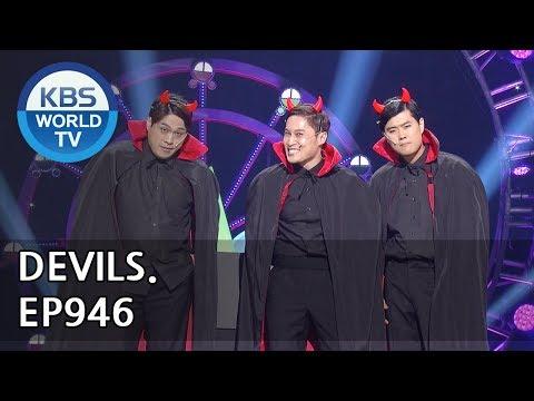 Devils I 데빌스 [Gag Concert / 2018.05.05]