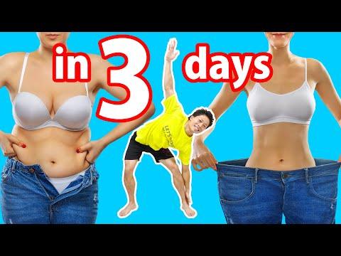 【4分ラジオ体操】内臓脂肪と皮下脂肪を落とすねじり有酸素運動ラジオ体操#2