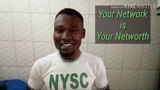 How I Became One of the Highest Paid Corper