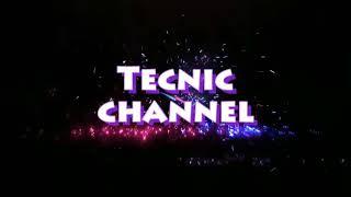 Tecnic channel intro