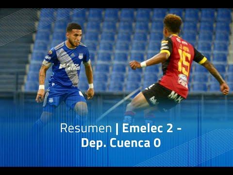 Emelec Dep. Cuenca Goals And Highlights