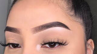 Updated Brow Tutorial | Jocy Reyes