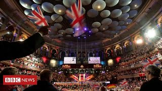 BBC defends decision to drop lyrics from patriotic songs at Last Night of the Proms- BBC News