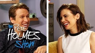 Lauren Cohan And Pete Talk Religion thumbnail