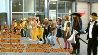 Colonel Mustard & The Dijon 5 - 'Ginger Girl' - The Movie (HD)