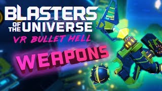 Blasters of the Universe | Build Your Weapon | PS VR