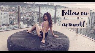 THAILAND VLOG! | Follow me around | Malvika Sitlani