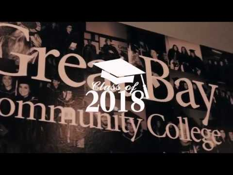 Great Bay Community College 2018 Graduation