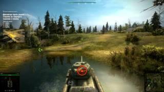 [World of tanks].Тутор №4,5.Боевое обучение.