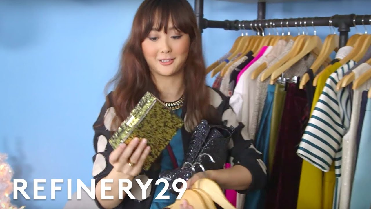 3 Holiday Outfits For Every Occasion | R29 Holidays ...
