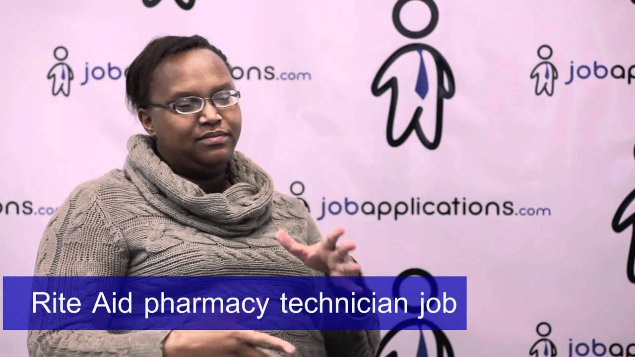 rite aid interview pharmacy technician rite aid interview pharmacy technician