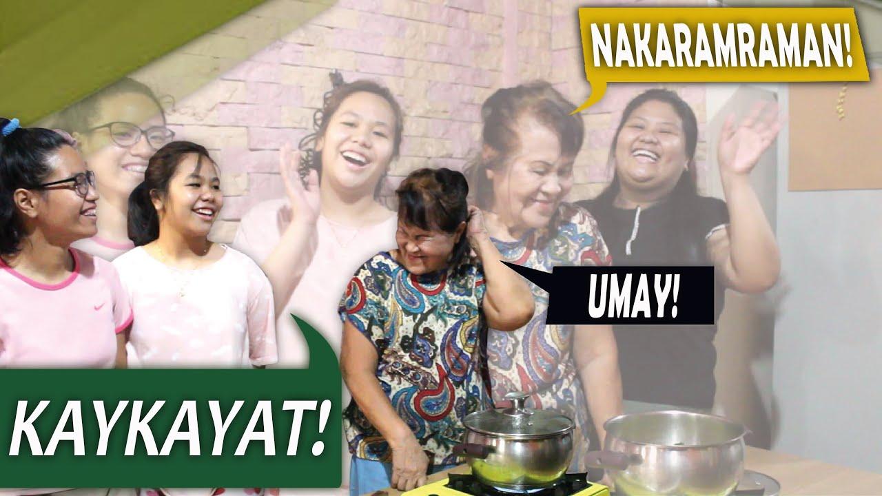 Naglaba ako   ng mga damit ko   VLOG 67 - YouTube