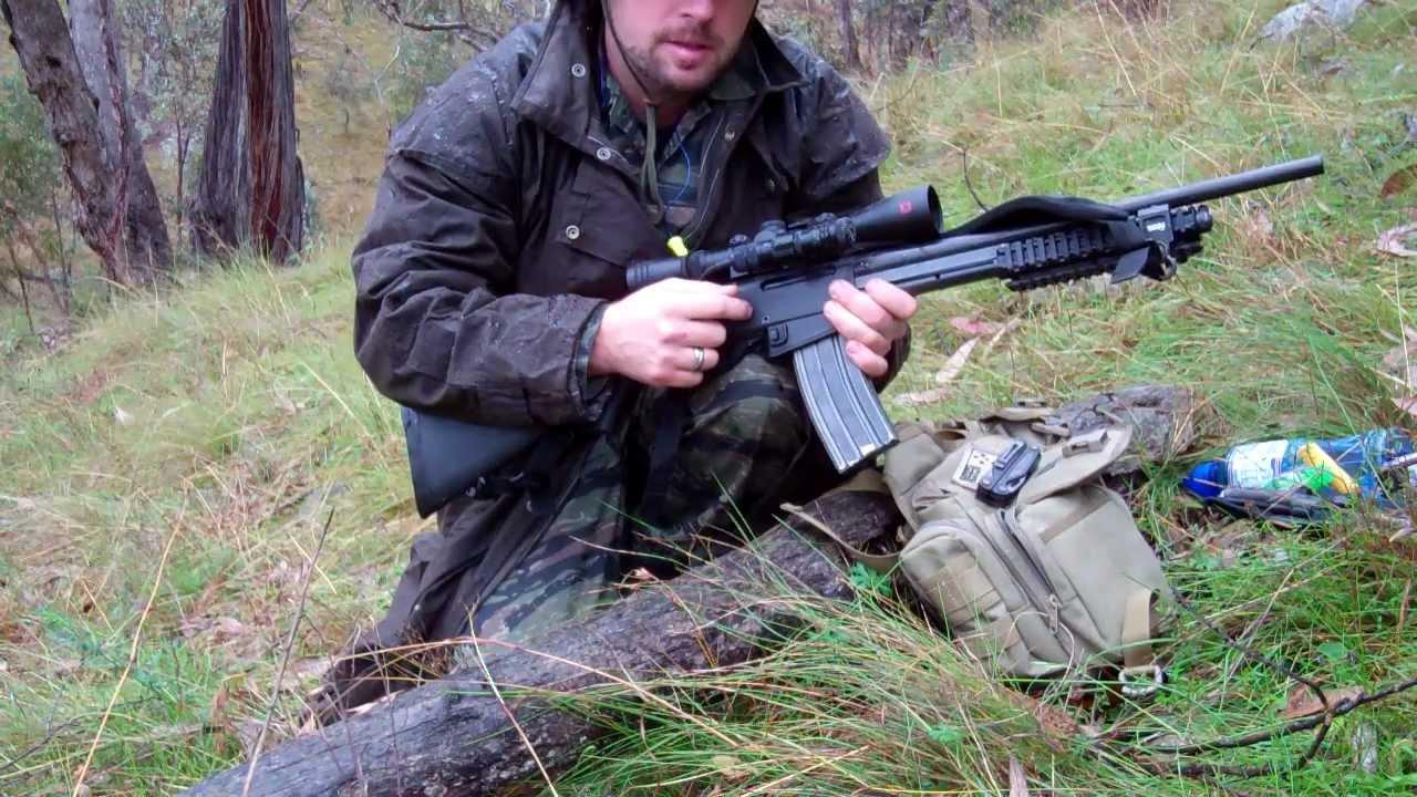 Goat Hunting Nsw Australian Bush Edc Maxpedition Fatboy