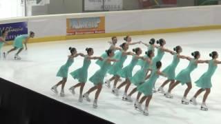 Spring Cup 2017 - Ladybirds  - ITA - JUN SP