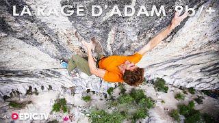 Seb Bouin - La Rage D'Adam 9b/+