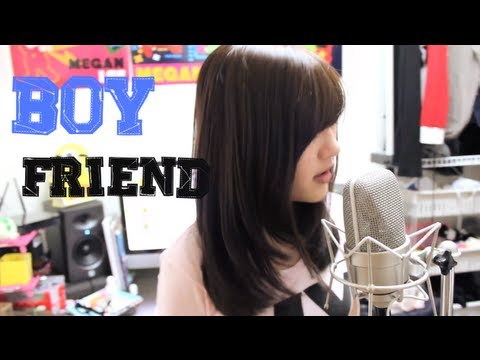 Justin Bieber - Boyfriend (Cover) Megan Lee