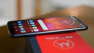 Motorola Moto Z3 Play [+KONKURS z Motorola Pulse 2] - recenzja, Mobzilla odc. 480
