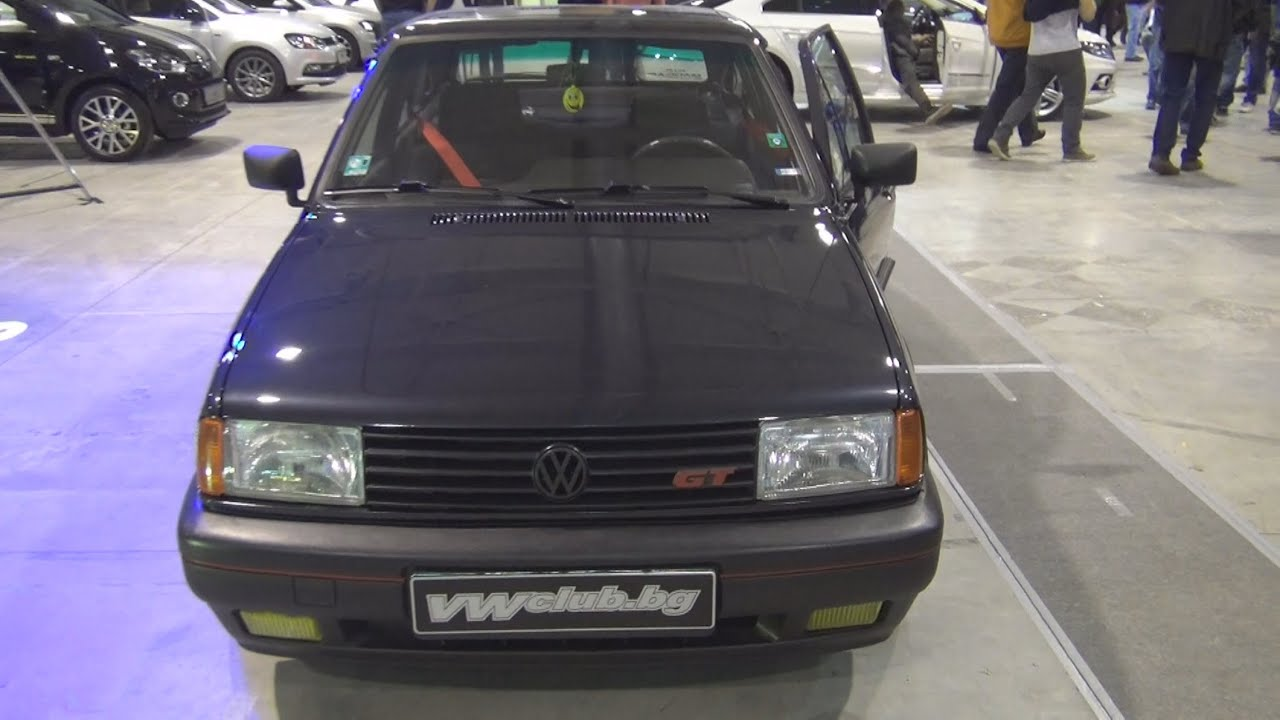 Volkswagen Polo Gt G40 1992 Exterior And Interior In