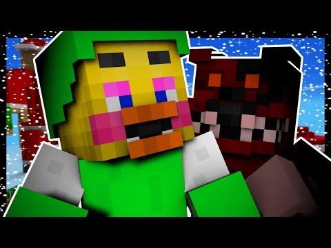 Minecraft Five Nights At Freddy's Christmas! [Night 2] Roleplay