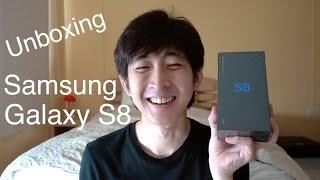 ได้มาแล้ว!!! Samsung Galaxy S8 ( Unboxing ) แกะกล่องขำๆ