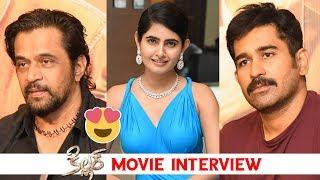 Killer Movie Funny Interview | Action King Arjun | Vijay Antony | Daily Culture