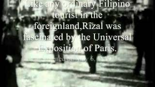 Rizal's Second Sojourn in Paris and the ...