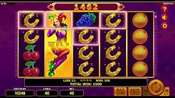 Lucky Joker 40 video slot - Amatic and Amanet online game Review