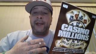 *WIN UP TO $2,000,000* on the *CASINO MILLIONS* !?!?