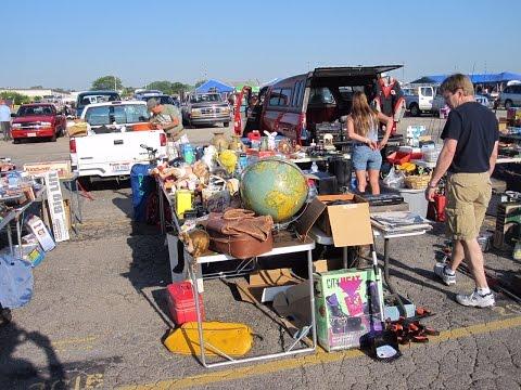 Flea Market Tips and Tricks