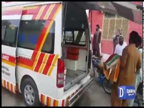 Rescue after 125 dead in oil tanker fire in Bahawalpur