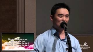 Praise and Worship at New Hope International church