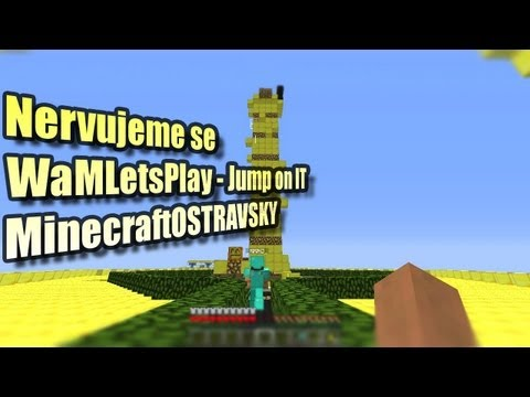 Nervujeme se: MinecraftOSTRAVSKY - Jump on IT! [PiP][HD]