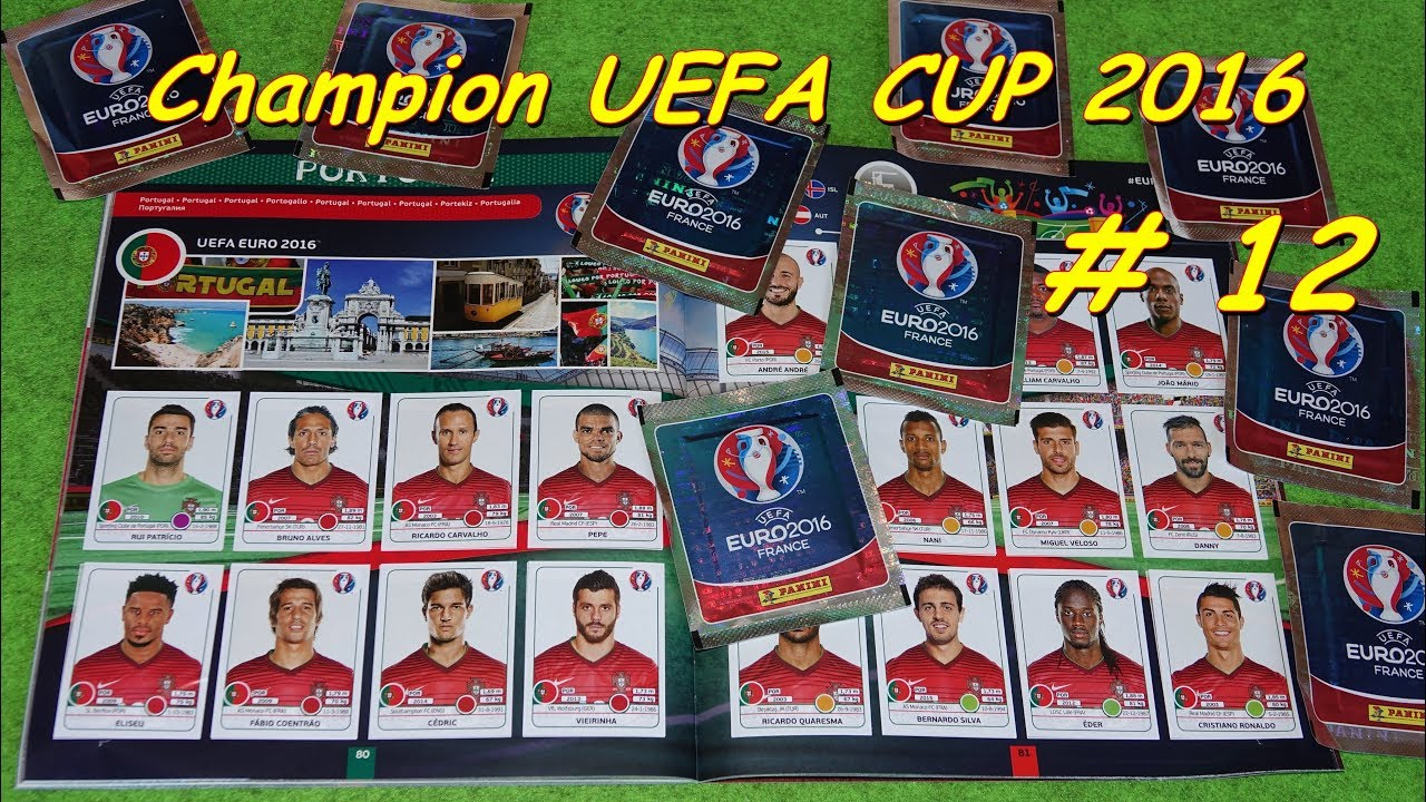 Panini Sticker Album UEFA Euro 2016 new stickers for Paninialbum France  UEFA Cup Lucky Bag fb991a88bf947