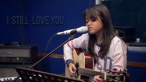 i still love you  the overtunes live cover by hanin dhiya