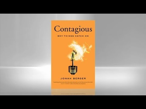 CONTAGIOUS: WHY THINGS CATCH ON by Jonah Berger Mp3