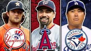 BEST FREE AGENT SIGNING FOR EVERY MLB TEAM