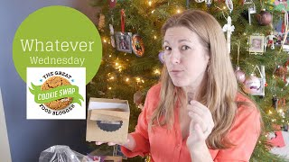 The Great Food Blogger Cookie Swap. My Reveal On Whatever Wednesday.