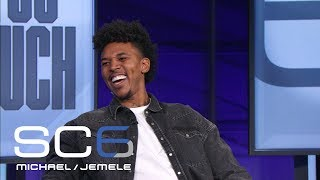 Nick Young On Move To The Warriors | SC6 | July 13, 2017